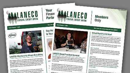 LANECO Newsletters from the past